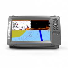LOWRANCE HOOK2-9 SplitShot USA/Canada Navionics Plus