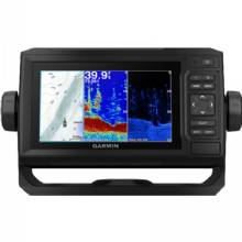 GARMIN echoMAP Plus 65CV Canada Lakes with DownVu Transducer