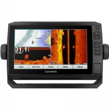 GARMIN echoMAP Plus 95SV Canada Lakes with SideVu Transducer
