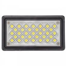 HEISE 33 LED Rectangle Work Light