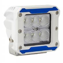 HEISE 6 LED Marine Cube Light - Flood Beam - 3inch