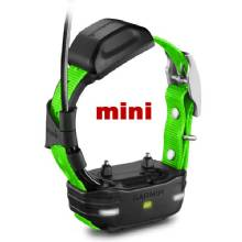 GARMIN TT 15 Light Green mini GPS Dog Tracking and Training Collar