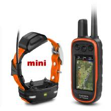 GARMIN Alpha 100 and Orange TT 15 mini Dog Tracking and Training Bundle TT15