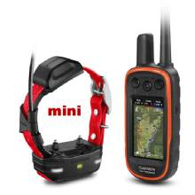 GARMIN Alpha 100 and Red TT 15 mini Dog Tracking and Training Bundle TT15