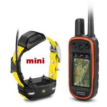 GARMIN Alpha 100 and Yellow TT 15 mini Dog Tracking and Training Bundle TT15
