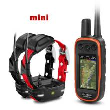 GARMIN Alpha 100 and 2 x TT 15 mini Dog Tracking and Training Collars TT15
