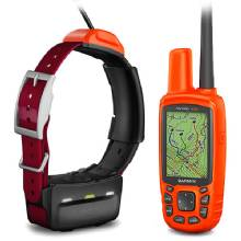 GARMIN Astro 430 T5 Burgundy Dog Tracking Bundle T 5