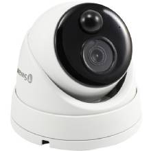 SWANN 5-Megapixel IP True Detect Camera with Audio (Dome)