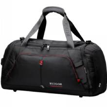 RUIGOR Duffel, Motion Series, 34 Qt, Black