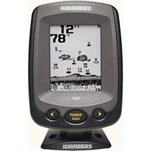 HUMMINBIRD PiranhaMAX 160 with TM Transducer