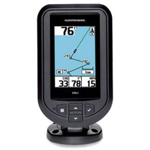 HUMMINBIRD PiranhaMax 196ci Fishfinder and plotter GPS 35 inch Col 200 and 455K