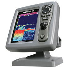 SI%2DTEX Fishfinder 57inch LCD 600W 50 and 200KHz