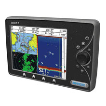 SI%2DTEX On sale Chartplotter w and External Antenna and C%2DMAP Card