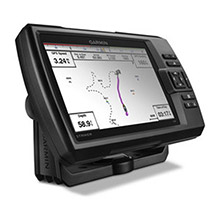 GARMIN STRIKER 7sv with ClearVu and SideVu