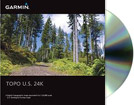 TOPO US 24k maps on DVD