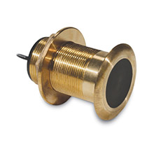 GARMIN B117 0%2D8 tilt 50 and 200 kHz Bronze Transducer 6 pin