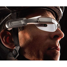 GARMIN Varia Vision In%2Dsight Display