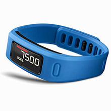 GARMIN Vivofit Blue and Slate The Biggest Loser Edition