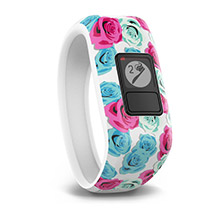 GARMIN Vivofit jr Real Flower