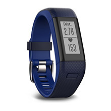 GARMIN Vivosmart HR Plus %2D Blue