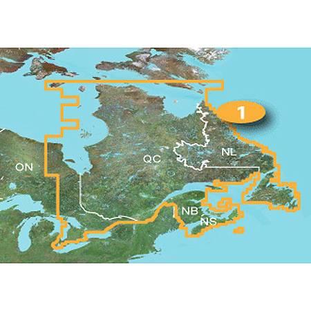 Garmin Canada Map Sd Card TOPO Canada East, re by GARMIN