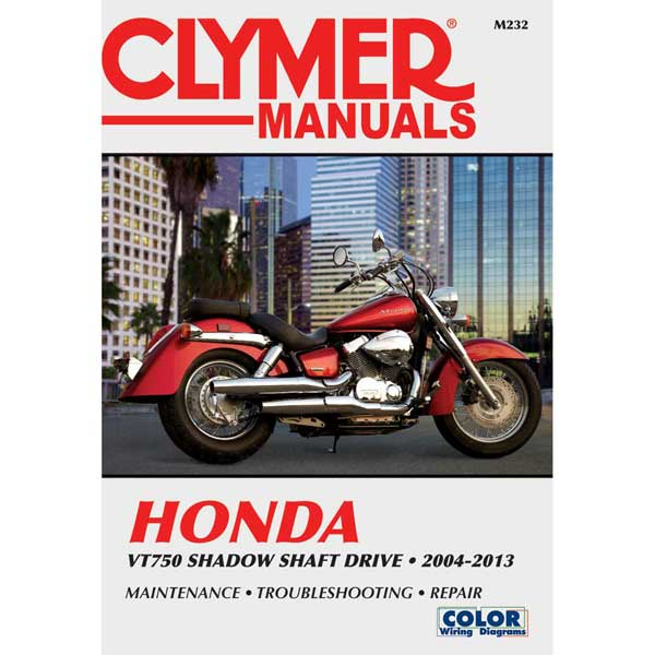 Honda Shadow Service Manuals for All Models