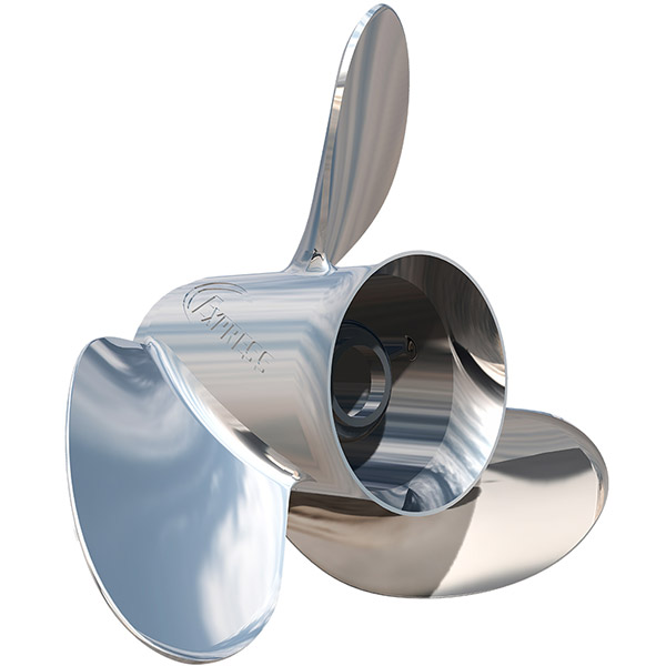 Stainless Steel Prop : Point express mach by turning