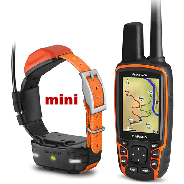 Garmin Astro 320 Gps Dog Tracking System W T5 Mini Collar