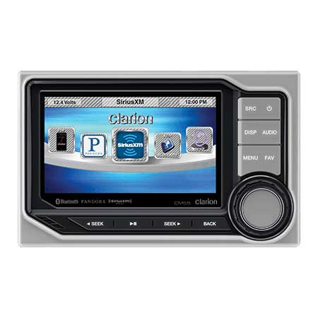 cmd8 waterproof ster by clarion rh gps4us com Clarion NX702 Clarion VZ401
