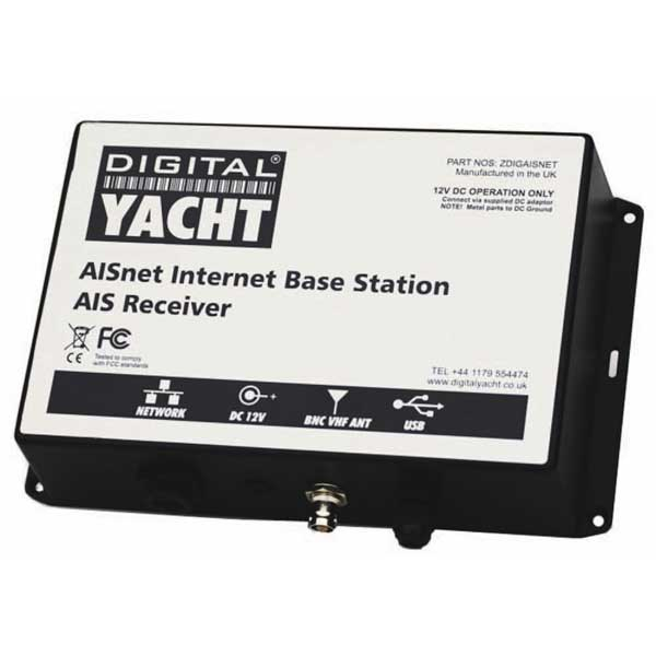 AISnet Base Station by DIGITAL YACHT