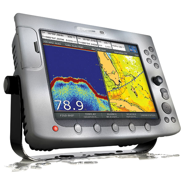 E120 Multifunction D by RAYMARINE