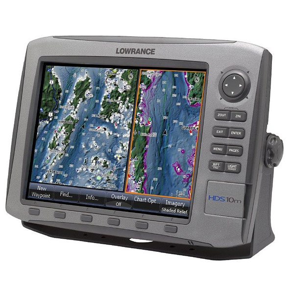 Hds 10 Insight Usa M By Lowrance