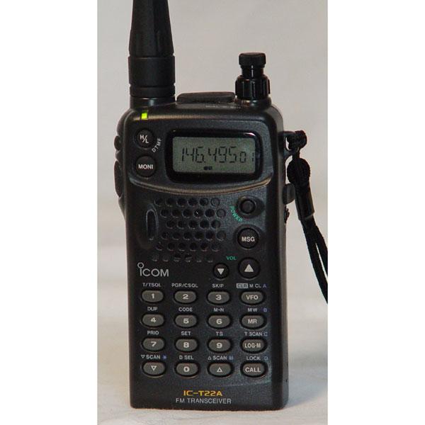 IC-T22A FM Marine Tr by ICOM