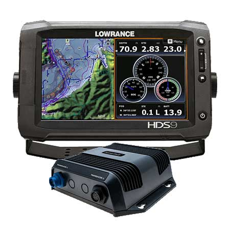 Hds 9 Touch Gen2 Ins By Lowrance