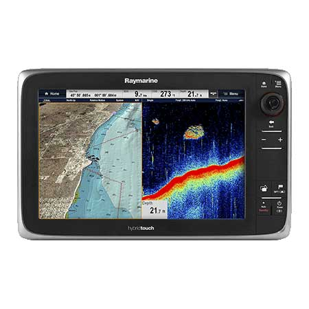 E120w Multifunction By Raymarine - Us-c-map-essentials