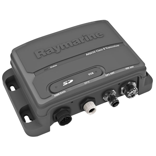 Raymarine Ais650 Class B Transceiver Includes Programming Fee