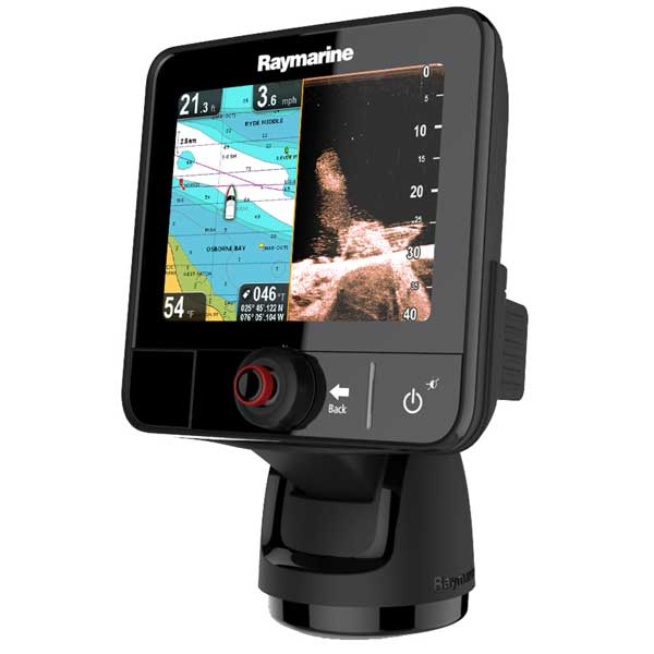 Raymarine Dragonfly 6 W C Map Essentials Euro