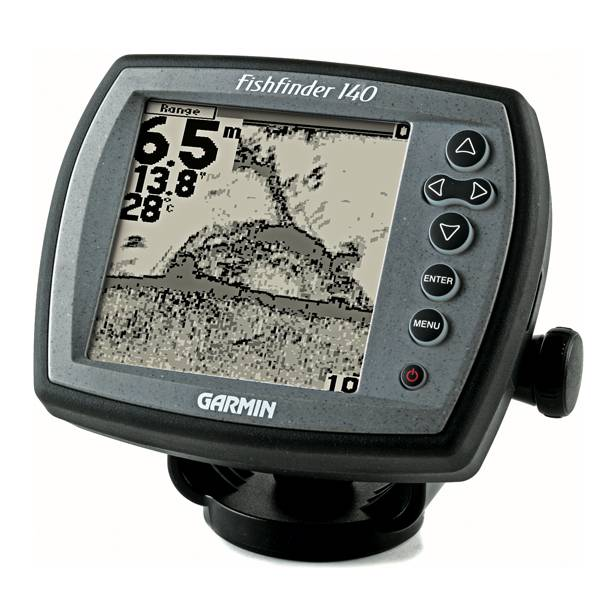 fishfinder 160c port by garmin, Fish Finder