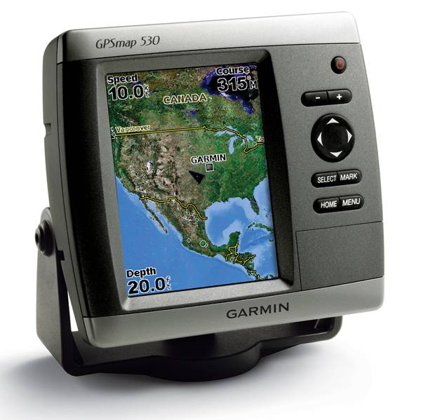 Gpsmap 530 by GARMIN on