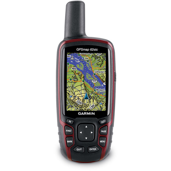 Garmin Gpsmap 62stc for geocaching