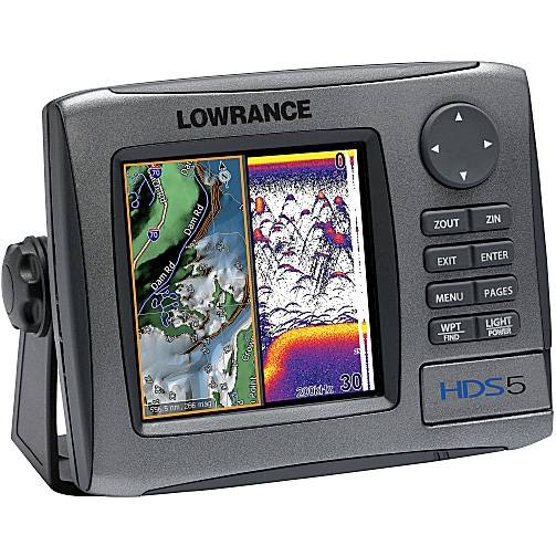 HDS 5 Lake Insight M by LOWRANCE