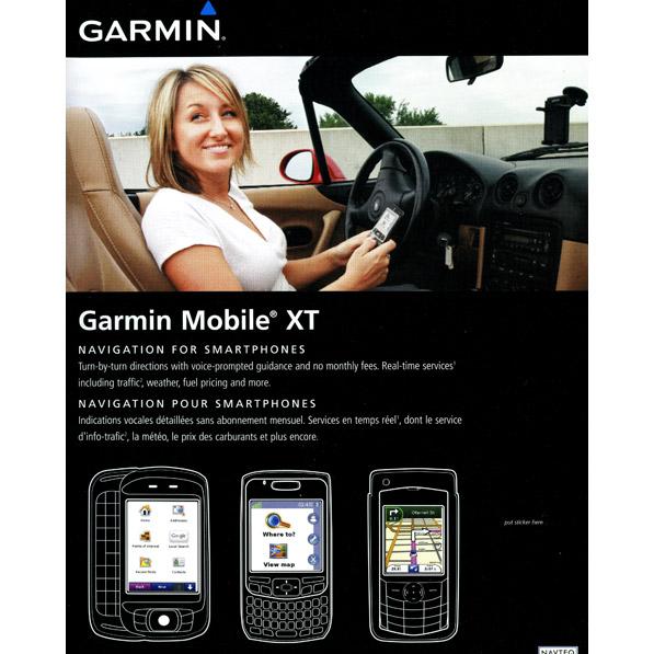 garmin mobile xt europe map GARMIN Mobile XT North America maps for Smartphone Windows, Palm
