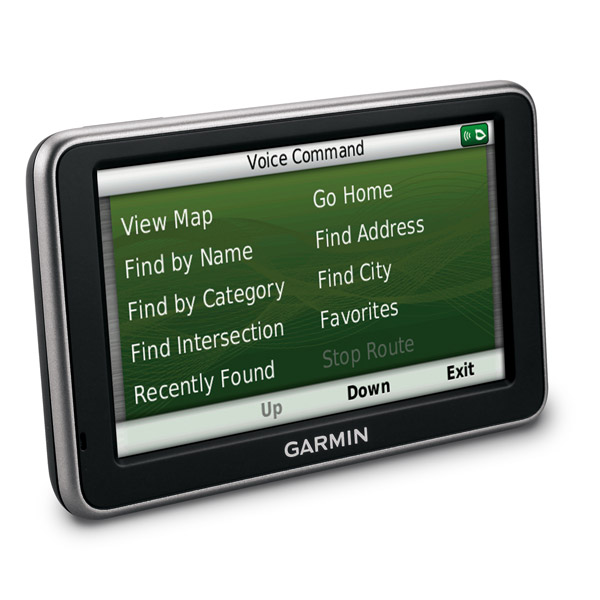 Garmin nuvi 2460LMT with Lifetime Map Updates feature