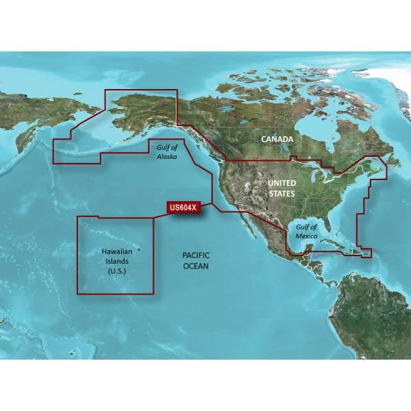 USA (HXUS604X) BlueC by GARMIN on